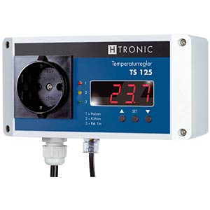 Thermostat -55...+125°C H-TRONIC 1114425