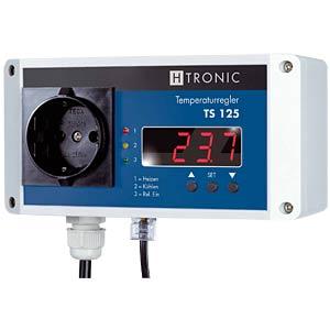 Temperaturschalter -55...+125°C H-TRONIC 1114425