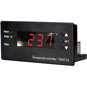 Temperaturschalter -55...+125°C H-TRONIC 1114430