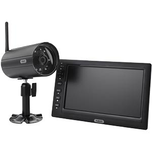"7"" home video surveillance kit ABUS SECURITY TECH TVAC14000A"