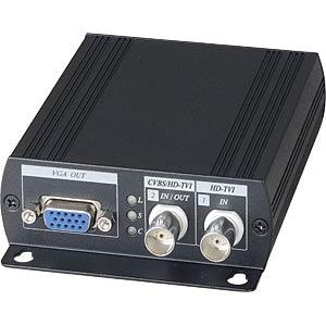 Konverter, TVI (AHD/CVI) -HDMI FREI