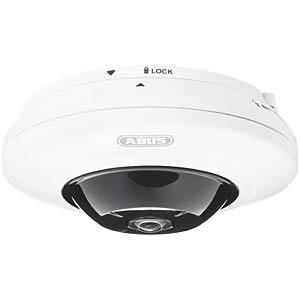 Fisheye HD 1080p network indoor camera ABUS SECURITY TECH TVIP82900