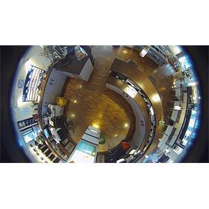 Fisheye HD 1080p network indoor camera ABUS SECURITY TECH TVIP82900