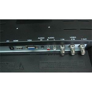 "19"" (48 cm) TFT-Monitor, BNC, HDMI - EEK A FREI"