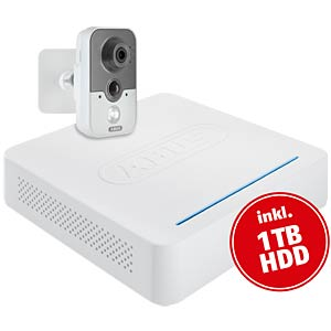 Netzwerk Digitalrekorder 1 TVIP11560 ABUS SECURITY TECH TVVR36100