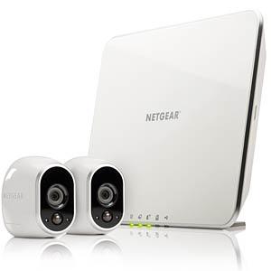 Netgear Arlo Videoserver + 2 HD Kamera wireless NETGEAR VMS3230