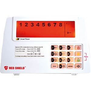SKT Red Shield alarm system, starter set SKT WS-100