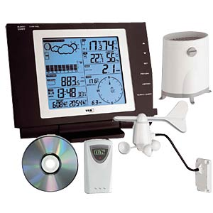 NEXUS wireless weather station TFA DOSTMANN 35.1075