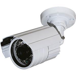 IR-Farb-Außenkamera, 600TV Linien, IP66 FREI