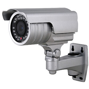 Outdoor camera, D-WDR, 600TVL, IP66, Zoom FREI