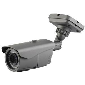 TVI outdoor camera, 2.1 MP, 2.8 - 12 mm FREI