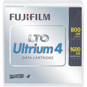 LTO ULTRIUM 4 Band, 800 GB (1,6TB), Fuji FUJIFILM 48185