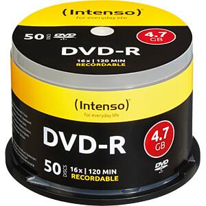 DVD-R4,7 INT50 - Intenso DVD-R 4,7GB