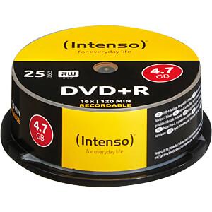 DVD+R4,7 INT25 - Intenso DVD+R 4,7GB