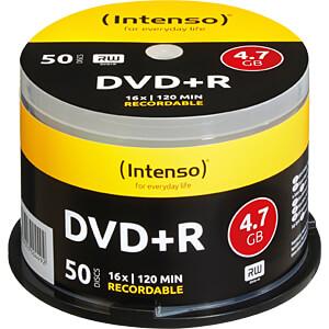 DVD+R4,7 INT50 - Intenso DVD+R 4,7GB