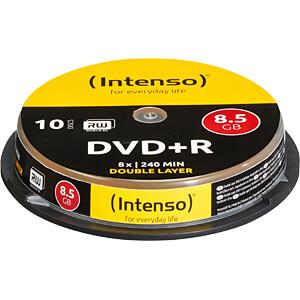 DVD+R8,5 INT10 - Intenso DVD+R 8,5GB