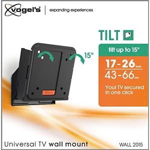 Neigbare TV-Wandhalterung VOGELS 73202333