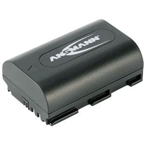 Battery for Canon Digital Cameras ANSMANN 1400-0000