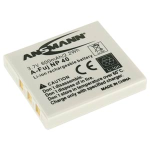 Li-Ion Battery 3,7V 600mAh ANSMANN 5022483