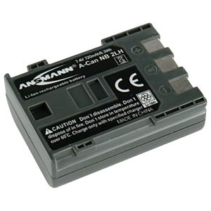 Li-Ion Battery 7,4V 720mAh ANSMANN 5022673