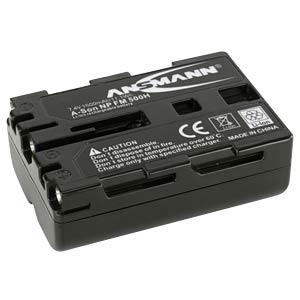 Li-Ion Battery 7,4V 1500mAh ANSMANN 5044503