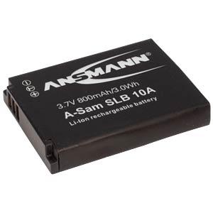 Li-Ion Kamera-Akku 3,7V 800mAh ANSMANN 5044553