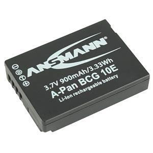 Li-Ion Kamera-Akku 3,7V 900mAh ANSMANN 5044593