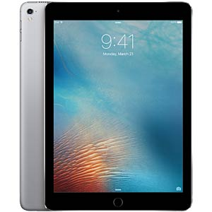 Apple iPad Pro 9,7, 32 GB, Wi-Fi+Cellular, Grau APPLE MLPW2FD/A