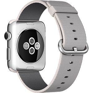 Apple Watch, 38 mm, gray APPLE MMFH2FD/A