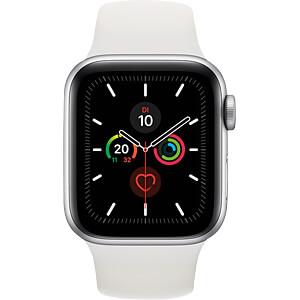 APPLE MWV62FD/A - Apple Watch S5 Alu 40mm Silber (Sport ws)