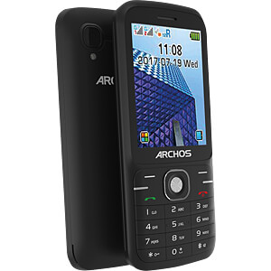 Telefon komórkowy, wyświetlacz 7,1 cm (2,8), kolo ARCHOS 503484