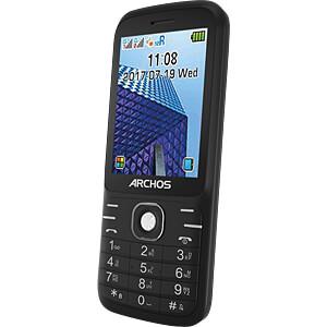 Mobiele telefoon, 7,1cm (2,8) display, zwart ARCHOS 503484