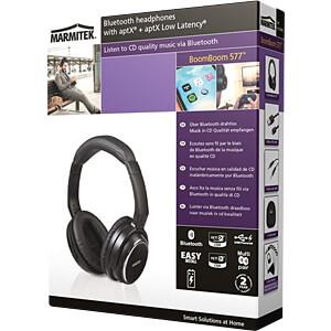 HiFi aptX Bluetooth® Headphones, Over-Ear MARMITEK 08322