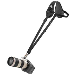 Versatile camera strap with large shoulder pad BLACKRAPID 49997535