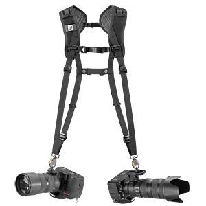 Tragfähiger Kameragurt für zwei Kameras BLACKRAPID 49997536