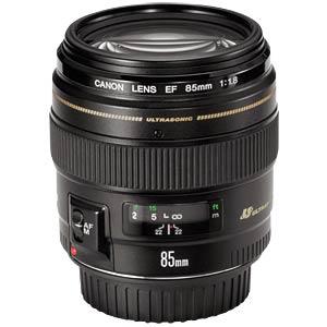 Objektiv: 85mm - F1,8 - EF CANON 2519A012