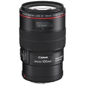 Objektiv: 100mm - F2,8 - EF CANON 3554B005