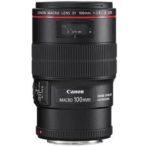 EF 100 mm f/2.8L Macro IS USM CANON 3554B005