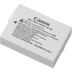 Battery for Canon Digital Cameras CANON 4515B002