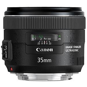 Objektiv: 35mm - F2,0 - EF CANON 5178B005