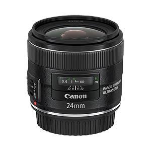 Objektiv: 24mm - F2,8 - EF CANON 5345B005