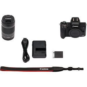 Bridgekamera/digitale Systemkamera, EOS M50 CANON 2680C042