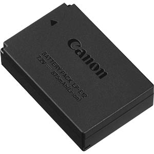 Battery for Canon Digital Cameras CANON 6760B002