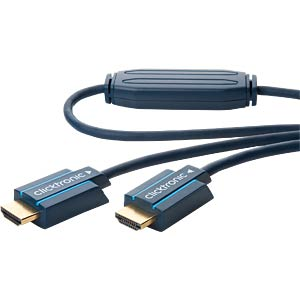 Casual Aktives HDMI Kabel/Eth. 25 m CLICKTRONIC 70088