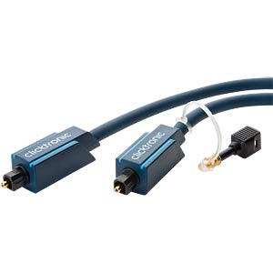 Clicktronic Casual opto-cable set 15 m CLICKTRONIC 70374