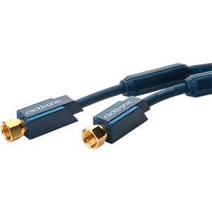Clicktronic Casual SAT aerial cable 10 m CLICKTRONIC 70394