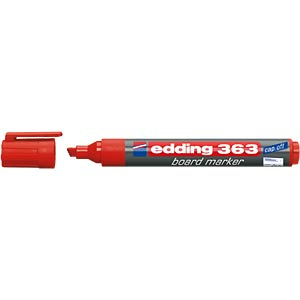 Whiteboard Marker / rot / 1,0 - 5,0 mm EDDING 4-363002