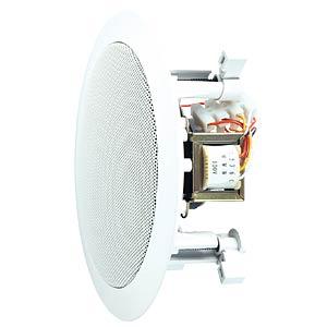 Ceiling speaker 6 W RMS MONACOR 16.1440