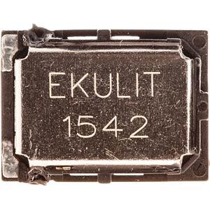 Kleinlautsprecher LSF-S1511K, 0,5W, 8Ohm EKULIT 106033