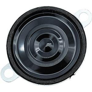 Metal speaker, soldered connection EKULIT 107139